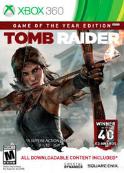 Tomb Raider: Game of the Year Edition para XBOX 360