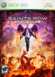 Saints Row: Gat Out of Hell para XBOX 360
