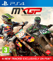 MXGP: The Official Motocross Videogame para PS4