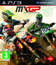MXGP: The Official Motocross Videogame para PS3