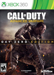 Call of Duty: Advanced Warfare Day Zero Edition para XBOX 360
