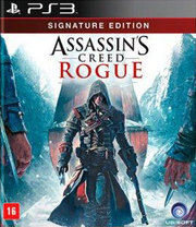 Assassin's Creed Rogue Signature Edition para PS3