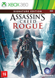 Assassin's Creed Rogue Signature Edition para XBOX 360