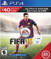 FIFA 15 Ultimate Edition para PS4