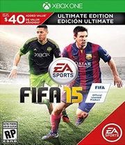 FIFA 15 Ultimate Edition para Xbox One