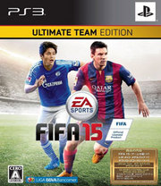 FIFA 15 Ultimate Edition para PS3