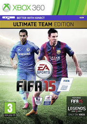 FIFA 15 Ultimate Edition para XBOX 360