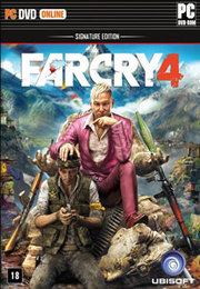 Far Cry 4 Signature Edition para PC