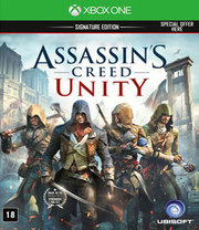 Assassin's Creed Unity Signature Edition para Xbox One