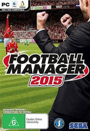 Football Manager 2015 para PC