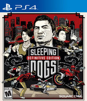 Sleeping Dogs: Definitive Edition para PS4