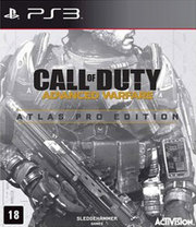 Call of Duty: Advanced Warfare Atlas Pro Edition para PS3