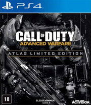 Call of Duty: Advanced Warfare Atlas Limited Edition para PS4