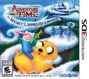 Adventure Time: The Secret of the Nameless Kingdom para 3DS