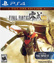 Final Fantasy Type-0 HD Day One Edition para PS4