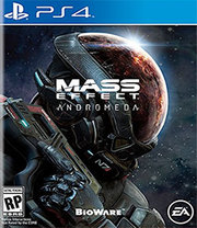 Mass Effect: Andromeda para PS4