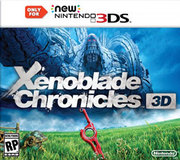 Xenoblade Chronicles para 3DS