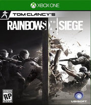 Tom Clancy's Rainbow Six Siege para Xbox One