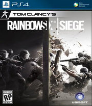 Tom Clancy's Rainbow Six Siege para PS4