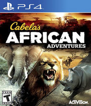 Cabela's African Adventures para PS4