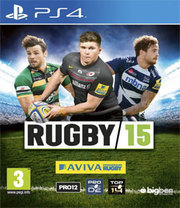 Rugby 15 para PS4