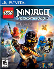 LEGO Ninjago: Shadow of Ronin para PS Vita