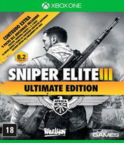Sniper Elite III (Ultimate Edition)  para Xbox One