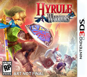Hyrule Warriors Legends para 3DS