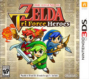 The Legend of Zelda: TriForce Heroes para 3DS
