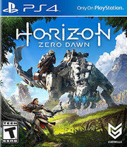 Horizon: Zero Dawn para PS4