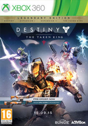 Destiny: The Taken King - Legendary Edition para XBOX 360