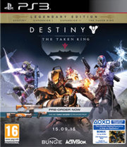 Destiny: The Taken King - Legendary Edition para PS3