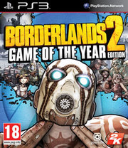 Borderlands 2: Game of the Year Edition para PS3