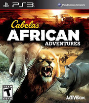 Cabela's African Adventures para PS3