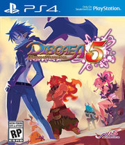 Disgaea 5: Alliance of Vengeance para PS4