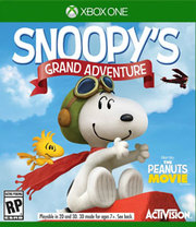 The Peanuts Movie: Snoopy's Grand Adventure para Xbox One