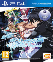 Sword Art Online Re: Hollow Fragment para PS4