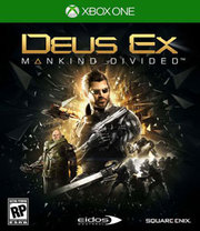 Deus Ex: Mankind Divided para Xbox One
