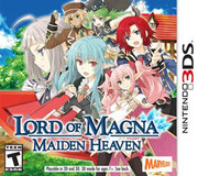 Lord of Magna: Maiden Heaven para 3DS