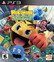 Pac-Man and the Ghostly Adventures 2 para PS3