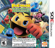 Pac-Man and the Ghostly Adventures 2 para 3DS