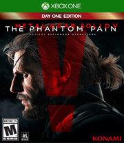 Metal Gear Solid V: The Phantom Pain - Day One Edition para Xbox One