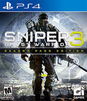 Sniper: Ghost Warrior 3 para PS4