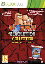 Worms: The Revolution Collection para XBOX 360