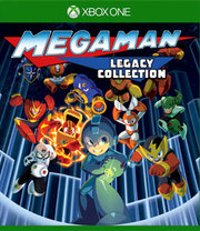 Mega Man Legacy Collection para Xbox One