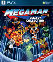 Mega Man Legacy Collection para PS4