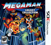 Mega Man Legacy Collection para 3DS