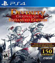 Divinity: Original Sin Enhanced Edition para PS4