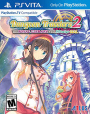 Dungeon Travelers 2: The Royal Library & the Monster Seal para PS Vita