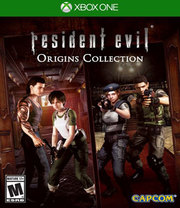 Resident Evil: Origins Collection para Xbox One